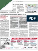 TODAY 28 June 2010 Singapore Libel