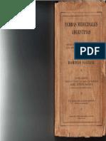 Yerbas Medicinales Argentinas - Domingo Saggese