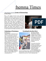 Wynchemna Times - Wolverines
