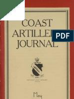 Coast Artillery Journal - May 1926