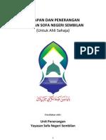 Jawapan Dan Penerangan Yayasan Sofa Mengenai Dakwaan&Fitnah Dr Yusri