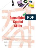 consolidate spatial skill