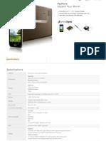 Asus - Mobile- Asus Padfone2