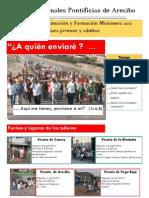 Afiche Talleres Misioneros 11 x 17