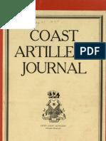 Coast Artillery Journal - Nov 1926