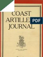 Coast Artillery Journal - Dec 1926