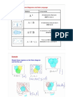NOTES and ACTIVITY - Probability and Venn Diagrams