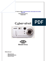 Treinamento p72 Sony Camera Digital