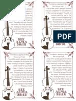 Self-Discipline Violin Handout 4perPG