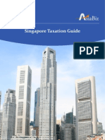 Singapore Taxation Guide