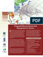 Integrated Marine Disaster Risk Management in Xiamen