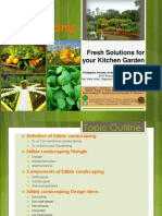 Edible Landscaping PSND