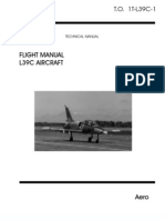 Flight Manual Aero L-39C Aircraft