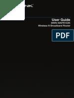 Mwn-wapr150n User Guide