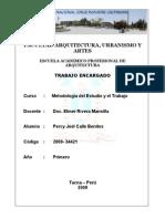 Monografia de Evaluacion Del Estudiante