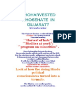 Who Harvested Whose Hate in Gujarat