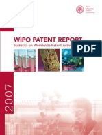 Wipo Patent Report