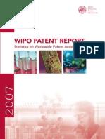 Wipo Patent Report