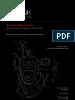Quel rôle pour les advergames et les edumarket games dans la communication promotionnelle ?