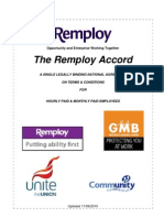 Remploy Accord 2010
