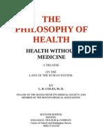 The Philosoph of Health