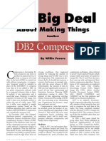 The Big Deal About Making Things Smaller-DB2 Compression-zJournal Magazine-FebMar2008