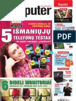 "9/2012 ""Computer Bild Lietuva"" – Penki nebrangūs išmanieji telefonai"