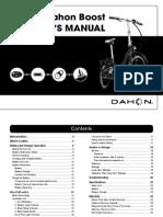Boost Manual