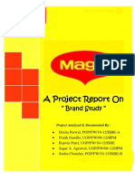 Brand Study
