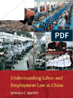 Chinese Labor and Employment Law