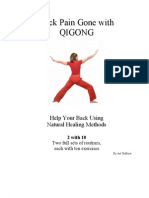 Back Pain Gone QIGONG