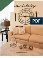 Home Interiors Catálogo de Presentación Septiembre 2012