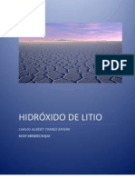 Informe Hidroxido de Litio Compartido