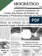 Edição nº 605 - 18/08/2012