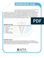 ABPTRFE Operational Plan Publication