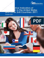 Comparative Indicators of Education in the United States & Other Countries