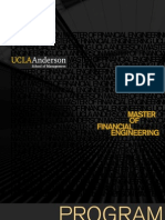 MFE Program Brochure_UCLA