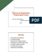 Microsoft PowerPoint - Aula 1