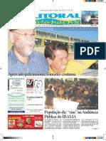 Jornal DoLitoral Paranaense - Edição 132 - Online - outubro 2008