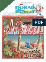 Jornal DoLitoral Paranaense - Edição 136 - Online - Natal - dezembro 2008