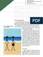Figure Ground Vanishing Points