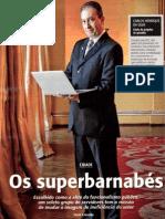 Matéria da Veja Rio com o instrutor da Projectlab Carlos Henrique da Silva (Caique)