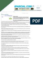 Columna Pros y Contras Debate Agua Potable Hillo 24-08-12