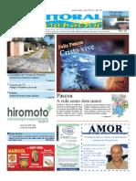 Jornal DoLitoral Paranaense - Edição 140 - Online - abril 2009