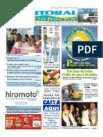 Jornal DoLitoral Paranaense - Edição 141 - Online - maio 2009