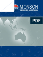Monson Australia Corporate Brochure Dec 2011