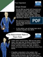 Four Monetary Terms 1