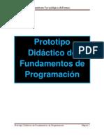 Apuntes.fundamentos de Programacion