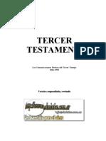 El Tercer Testamento