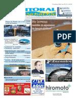 Jornal DoLitoral Paranaense - Edição 144 - Online - julho 2009